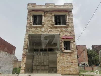 Here Is A Good Opportunity To Live In A Well-built Triple Storey House With Basement