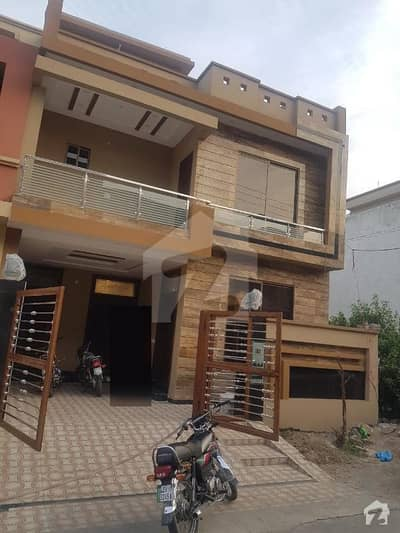 5 Marla Brand New Excellent Owner Built Dream House For Sale In Canal Gardens Block Aa Near Bahria Town Lahore