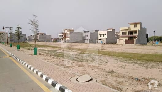 5 Marla Plot For Sale At Very Reasonable Price