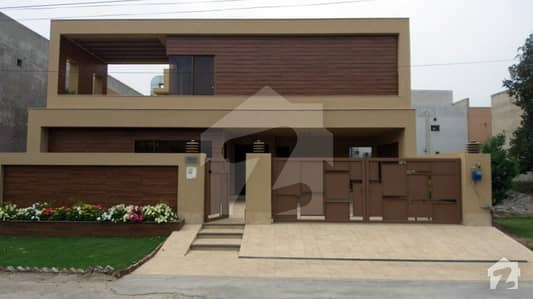 1 Kanal House Is Available For Sale In B Block Of Valencia Housing Society
