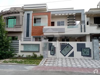 A Beautifully Built House At Good Location