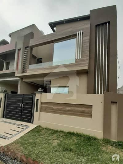 5 Marla Brand New Designer House For Sale At B Block - Bismillah Housing Scheme