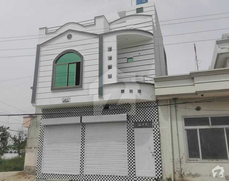 Flat Is Available For Sale In Lalazar Colony