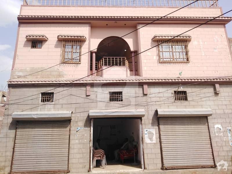 Gulshan E Hamid 900 Sq Feet House For Sale