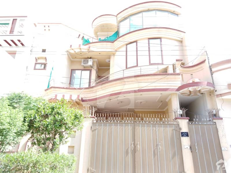 7 Marla Triple Storey House For Sale