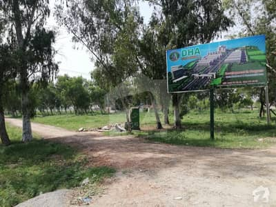 DHA Gujrawala 4 Marla Commercial Plot For Sale