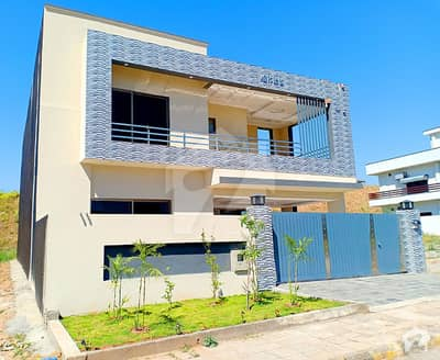 Designer Brand New 10 Marla House Is Available For Sale