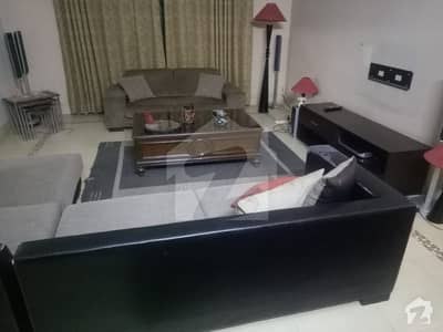 10  Marla  Fully Furnished Lower Portion For Rent