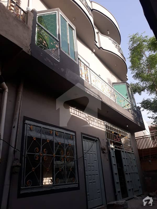 Double Storey House Near Express Highway