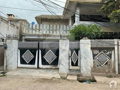22 Marla Old House For Sale In Arbab Road Peshawar