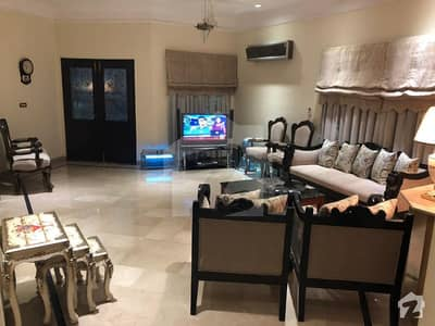 10 Marla Luxury Furnished Full House For Rent In Dha Phase 4  Ready To Move