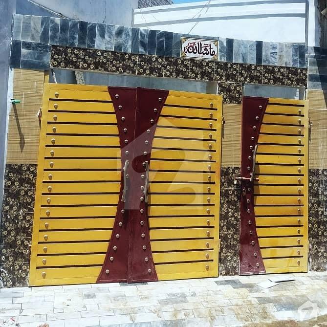 5 Marla House At  Fazal Karim Town Old Shujabad Road Multan