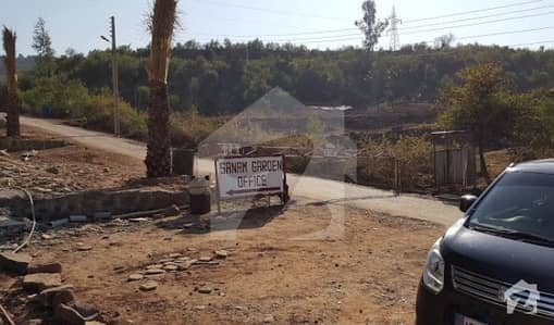 5 Kanal Residential Land For Sale - Overlooking Natural Scenery