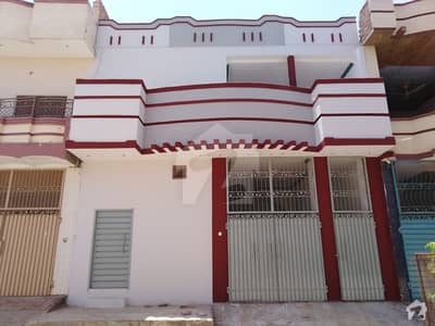 Here Is A Good Opportunity To Live In A Well-Built 4 Marla Double Storey House