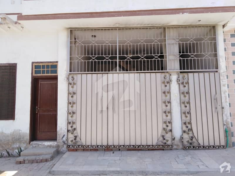 5 Marla Single Storey House For Sale