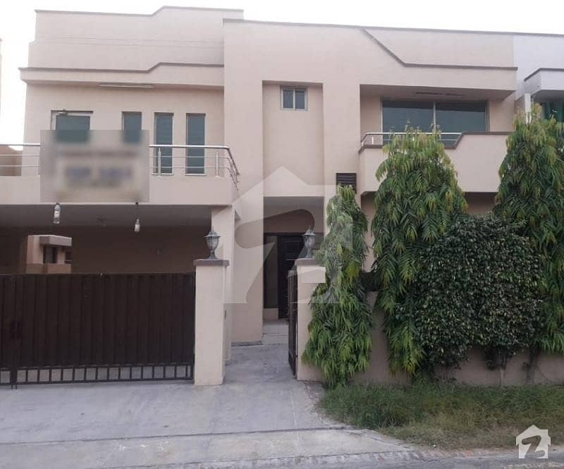 10 Marla 4 Bed Rooms House For Sale In Askari 10 Lahore