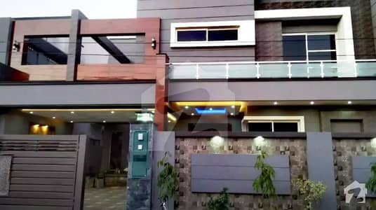 Kanal Brand New Solid Bungalow is up for sale
