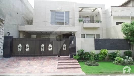 1 Kanal Brand New House For Sale In Ghulam Nabi Colony Samanabad
