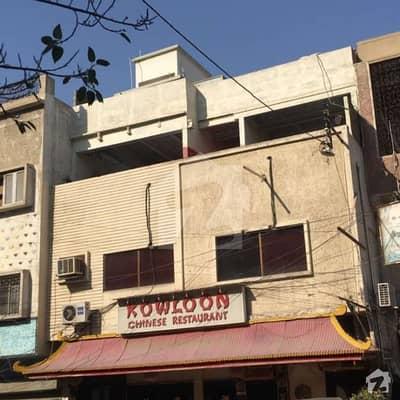 118 Sq Yd Commercial Main Tariq Road