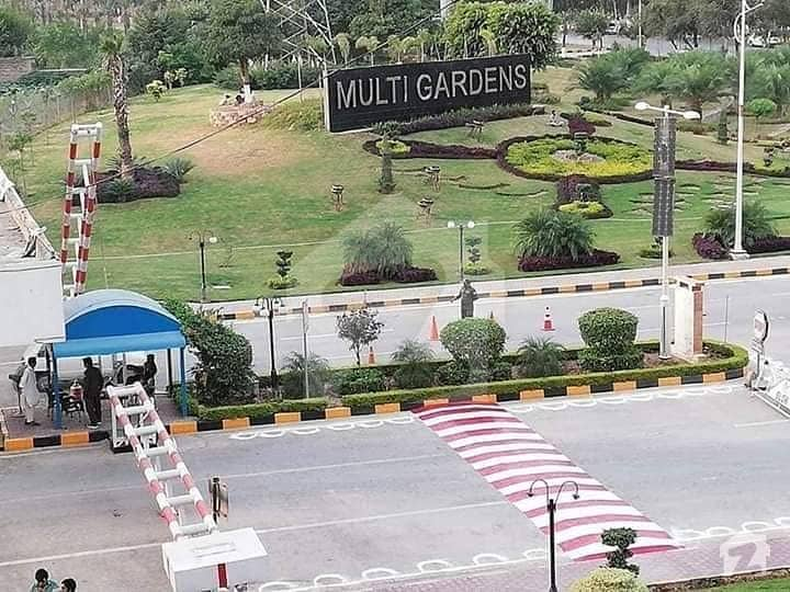 Ideal Location Residential Plot For Sale In MPCHS B17 Block F