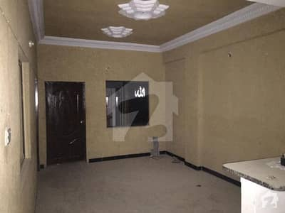 Flat For Sale  Main Road Qasimabad