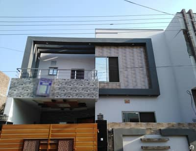 6 Marla Double Storey House For Sale In Asad Park
