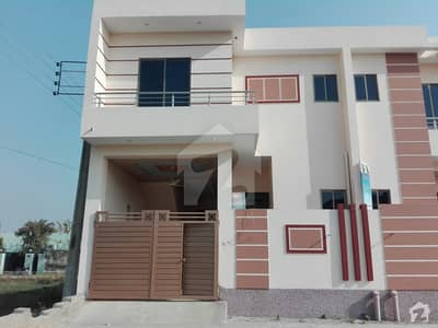 Here Is A Good Opportunity To Live In A Well-Built Double Storey House