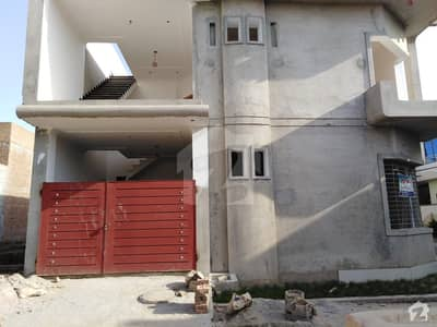 5 Marla Corner Double Storey House Best For Living Purpose
