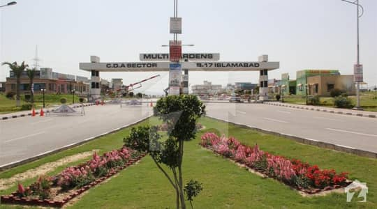 Residential Plot File Available For Sale In Mpchs Block G B-17 Islamabad