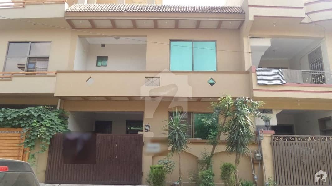 5 Marla Double Storey For Sale In Police Foundation Near To PWD 4 Bedroom House - Fatima Real Estate