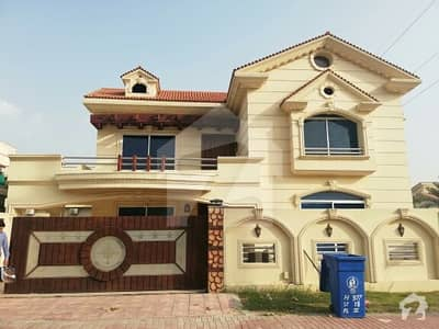 Bahria Town Luxury New Furnished House Available For Rent