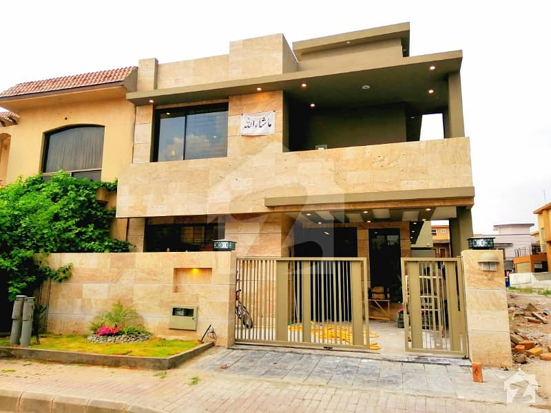 10 Marla Out Class House In Bahria Town