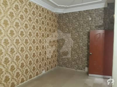 100ft road 2bed TV lounge Drawning room with attached bathroom fully marbel tiled floor
