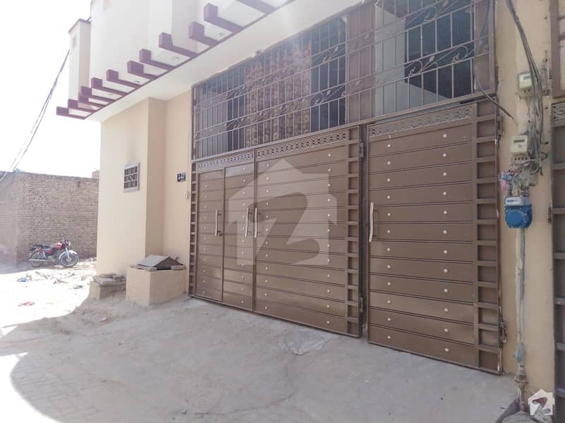 5 Marla Single Storey House Is Available On Good Location