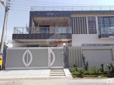 10 Marla Double Storey House Is Available On Good Location