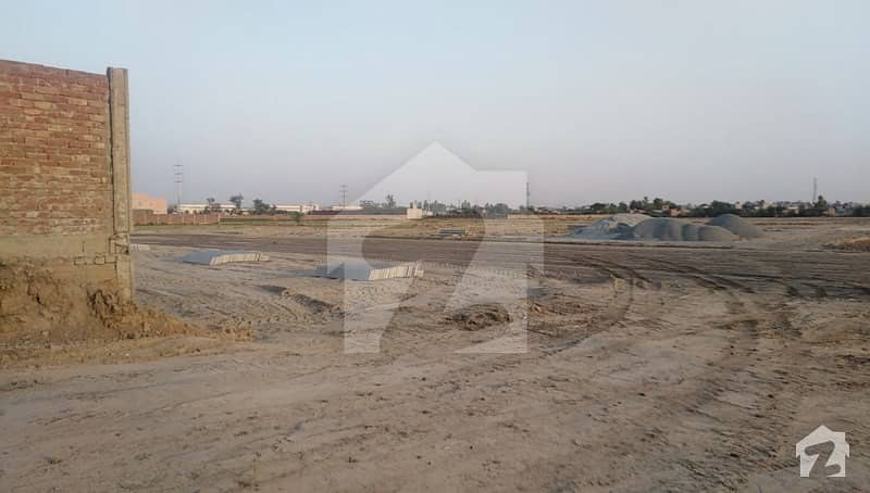 Bahria Orchard Phase 1 New Deal Eastern Extension 5 Marla Residence Plot Located In Main Boulevard