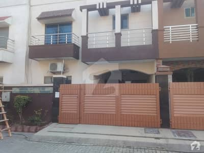 Double Storey Well-Build House Is Available On Good Location