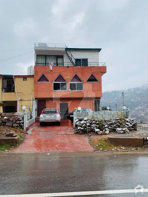 Murree - Ground Portion Available For Rent