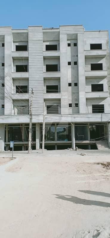 سوان گارڈن ۔ بلاک ایچ سوان گارڈن اسلام آباد میں 2 کمروں کا 4 مرلہ فلیٹ 9.99 لاکھ میں برائے فروخت۔