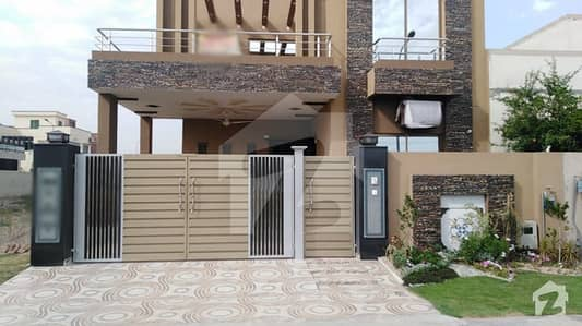 8 Marla Brand New House For Sale In DHA Rahber Phase 11  Block A Alternate Riwind Road Lahore