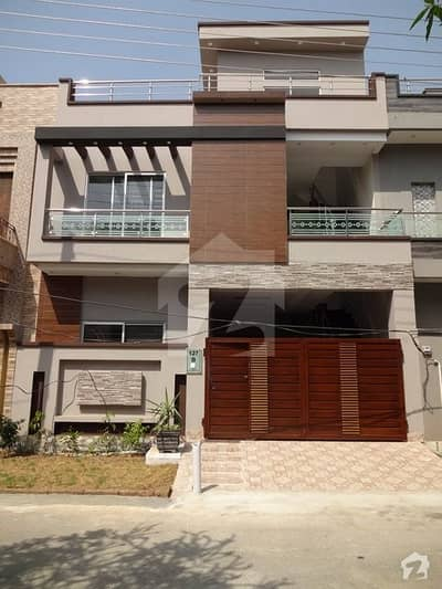 Brand new House Double Story 5 Marla located at Edan Boulevard College Road near Military Accounts Society Lahore available far Sale