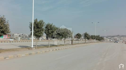 5 Marla Ideal Location Plot For Sale In Bahria Town Rawalpindi