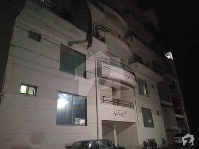 گلشنِ خداداد اسلام آباد میں 2 کمروں کا 4 مرلہ فلیٹ 50 لاکھ میں برائے فروخت۔