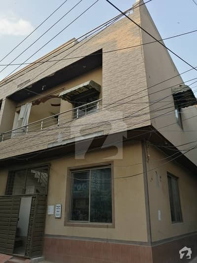 Jahanzeb Block New Style 4 Marla Double Storey House Is Available For Rent