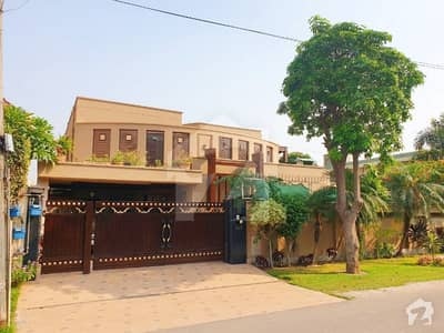 2 Kanal Beautiful Design With Swimming Pool Bungalow Near Shebba Park