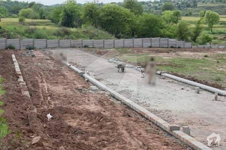 ISLAMABAD MODEL TOWN PLOTS ON EASY 2 YEARS INSTALLMENT PLAN 5 MARLA