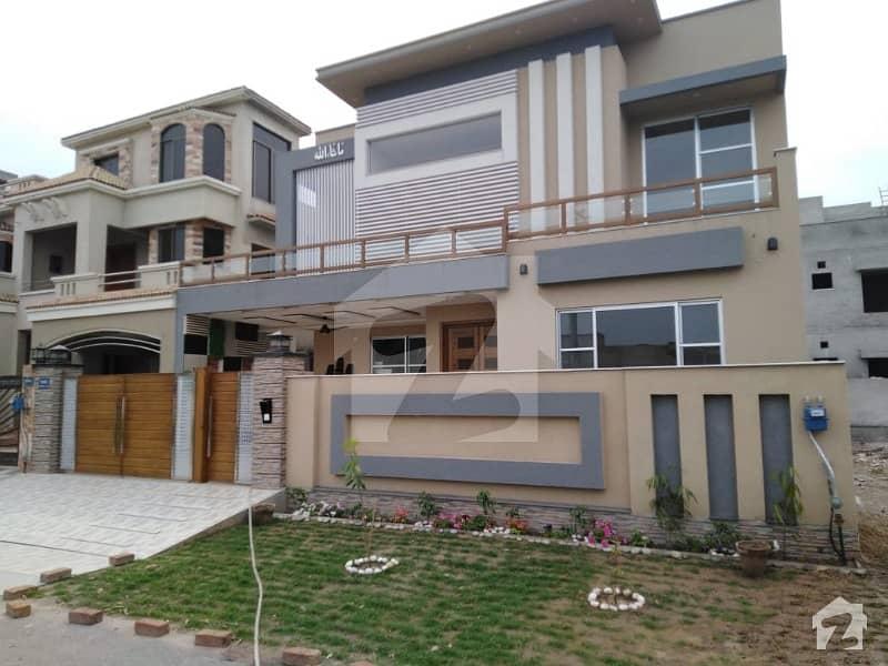 Brand New 15 Marla House For Sale In Wapda City Block C