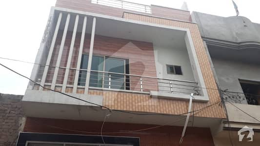 3 Marla Triple Storey House For Sale Build 2018