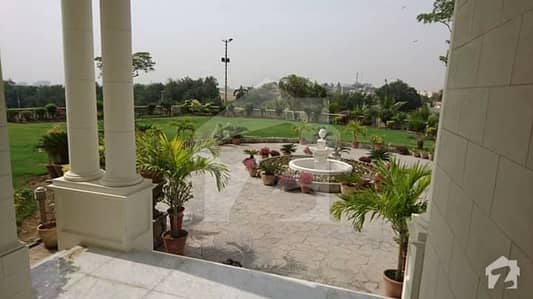 3000 Sq Yard Bungalow For Sale
