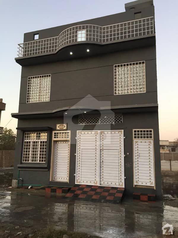 Abul Rauf Town 3 Marla House For Sale